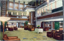 Imperial Hotel 1923-1968 . Tokyo