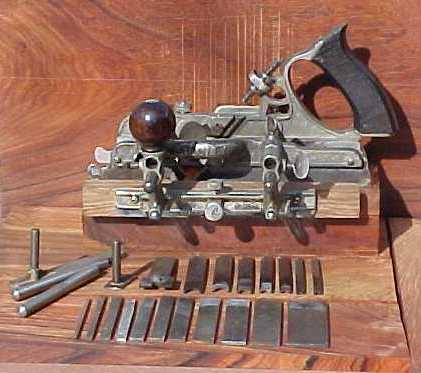 Antique Wood Planer Values