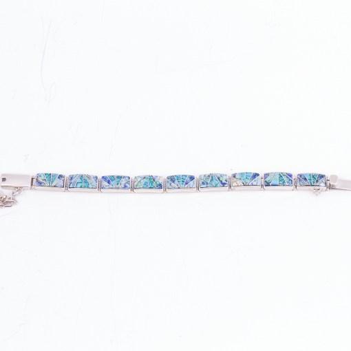 Navajo Ladies' Link Bracelet