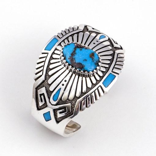 Sam Gray Turquoise Cuff Bracelet