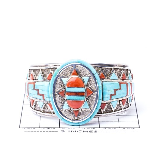 Navajo Ladies' Cuff Barcelet
