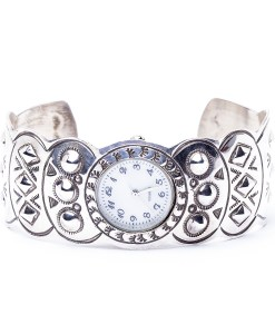 Navajo Ladies' Watch Bracelet