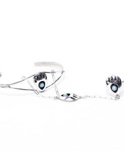 Navajo Ladies' Slave Bracelet