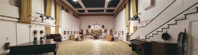 Estudios Abbey Road. Foto: Abbeyroad.com