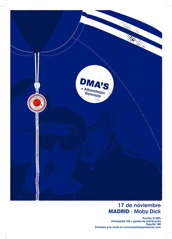 DMA'S en Madrid
