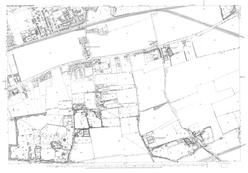 Old Maps Of Ashford