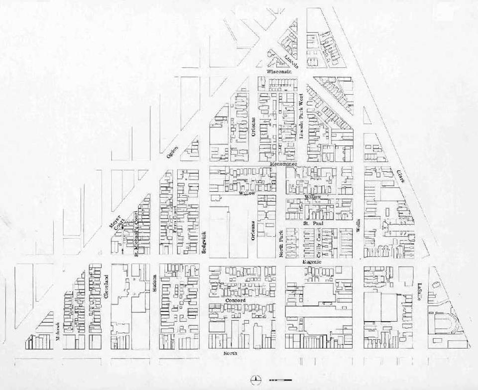 Old Town Triangle Association » Maps