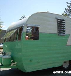 beautiful 1956 shasta travel trailer [ 1504 x 1000 Pixel ]