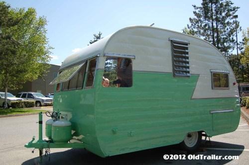 small resolution of beautiful 1956 shasta travel trailer