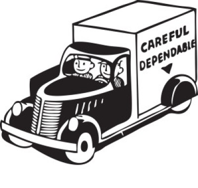 delivery guys clip art