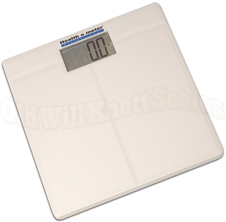 Health o meter 800KLS Digital Bathroom Scale