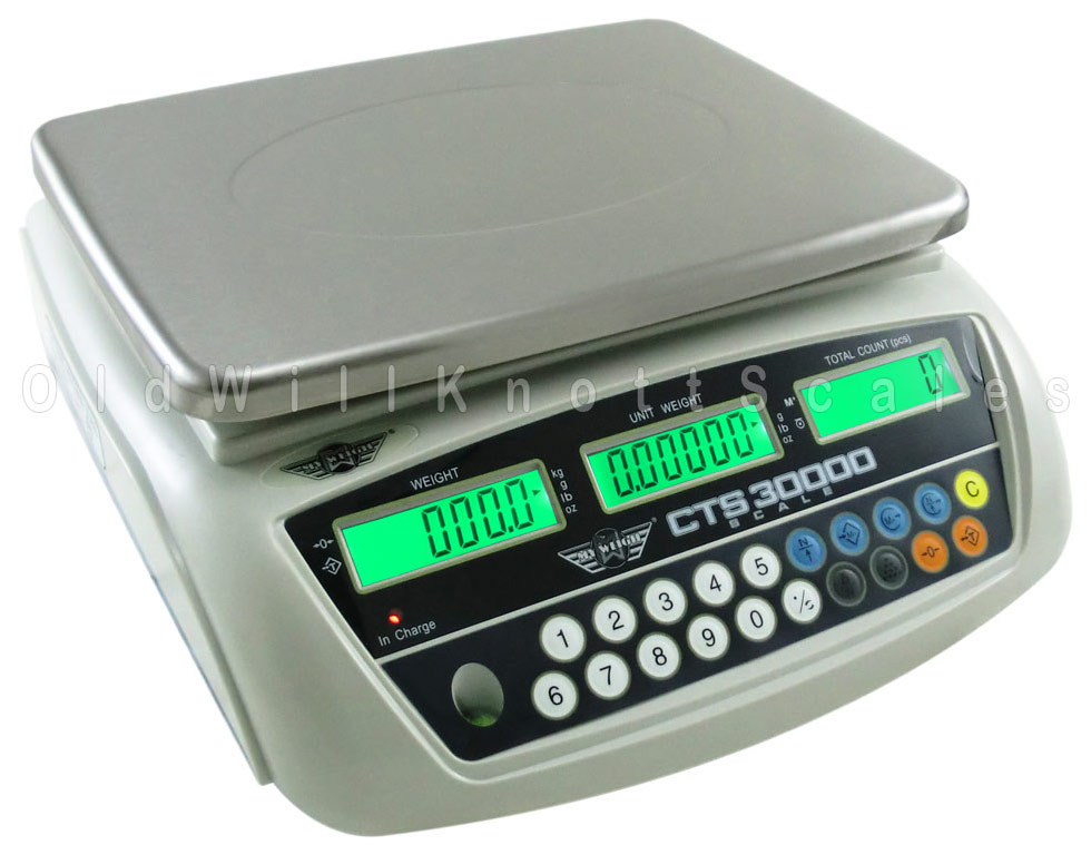 My Weigh CTS30000 High Capacity Compact Counting Scale