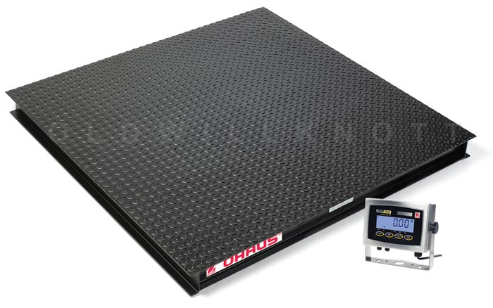 Ohaus VX32XW5000X High Capacity Floor Scale