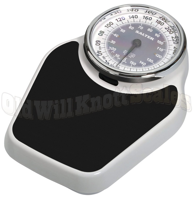 Salter 916whsvlkr Mechanical Bathroom Scale With 400 Capacity