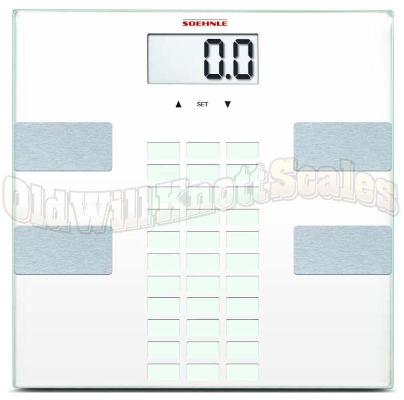 Soehnle 63815 Body Balance Easy Shape Digital Body Fat Scale