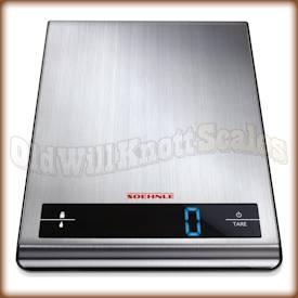 SOEHNLE 66171 Attraction Digital Kitchen Scale