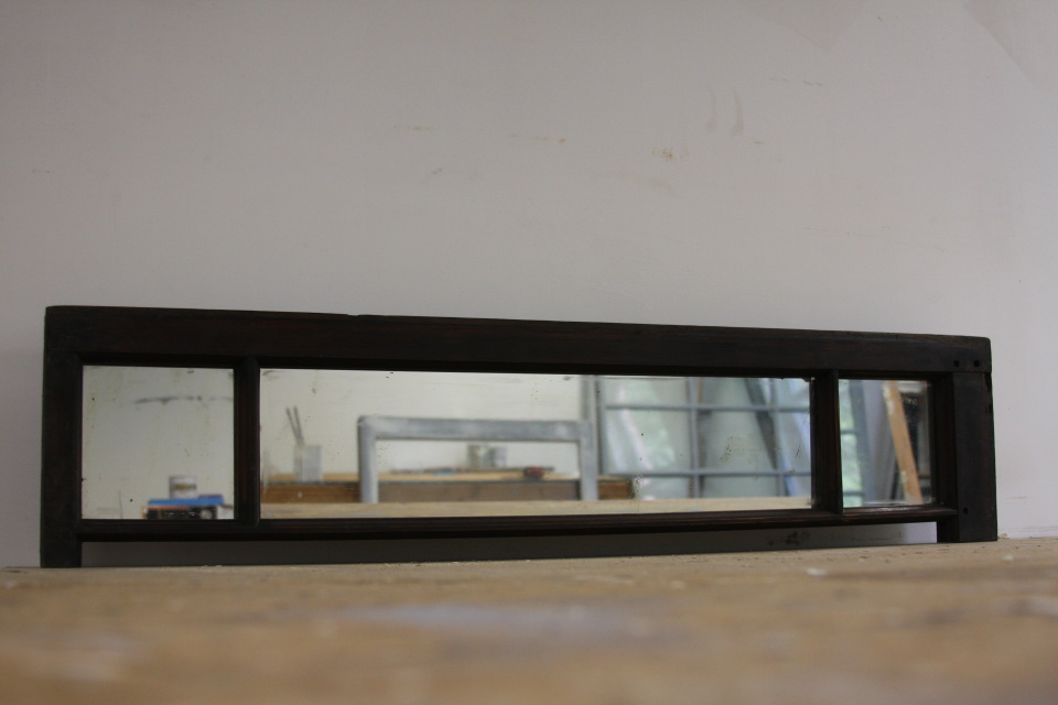 Thick Mirror Glass