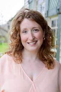 redheaded blog author Kathleen.