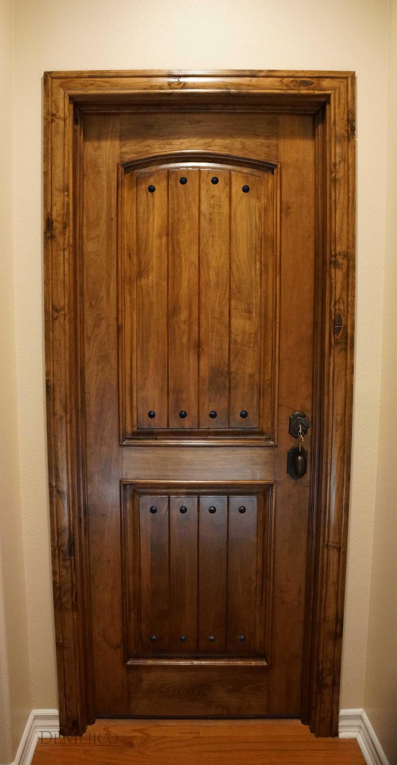 Genial Rustic Solid Wood Interior Doors