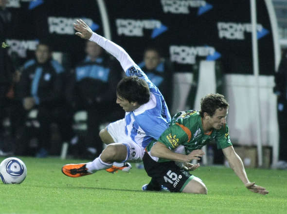 Mirá las fotos de Banfield - racing