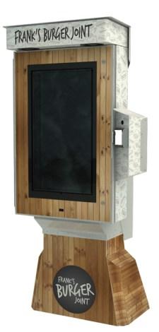 touchscreen technology Olea