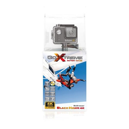 GoXtreme Black Hawk 4K Ultra HD Action Cam