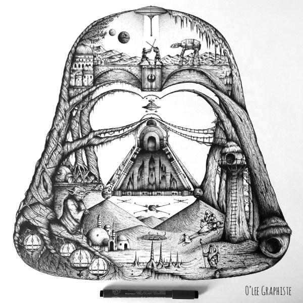 Star Wars Drawings