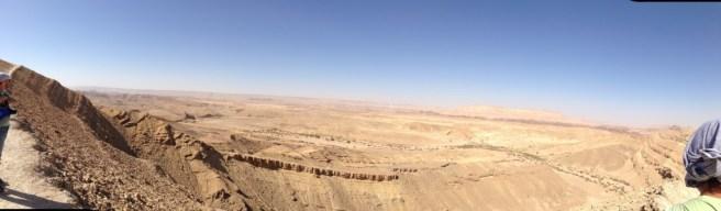панорама пустыни