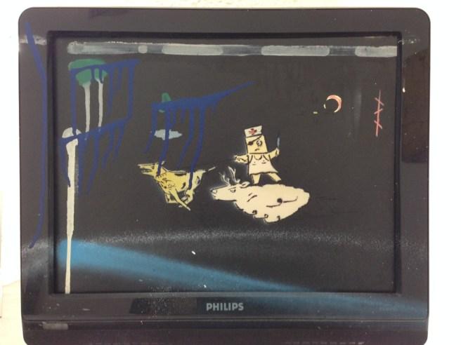 Маса: Wispa wall art