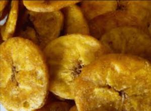 kripik pisang manis