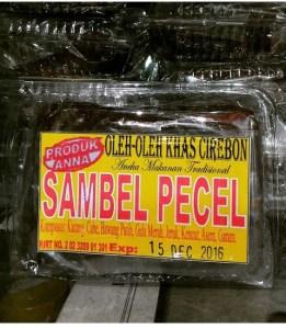 Sambal pecel