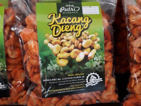 Kacang Dieng