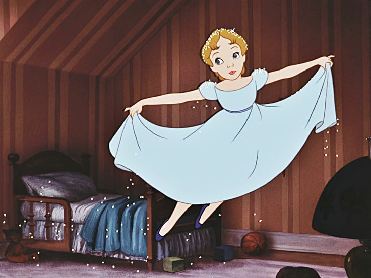 I'm Peter's Wendy