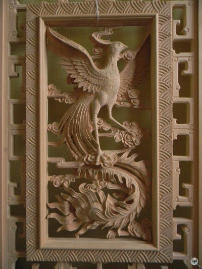 Hand Wood Carving And Sculpture By European Master Carver