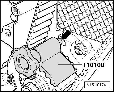 Замена ремня ГРМ помпы VW 1.9 Tdi VW 2.0 Tdi