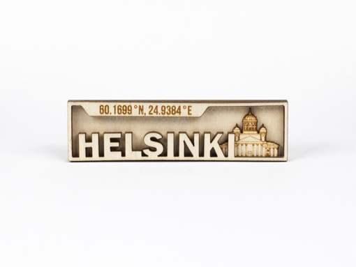 Kaupunkimagneetti, Helsinki