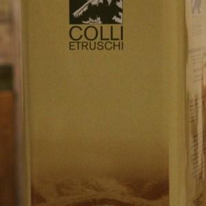 Olio extravergine di oliva Colli Etruschi