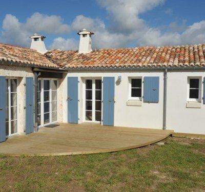 Maison à La Cotinière, avec jardin clos