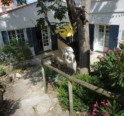 Location vacances villa oleron St trojan