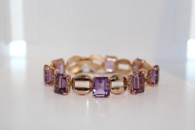 amethyst-and-rose-gold-bracelet