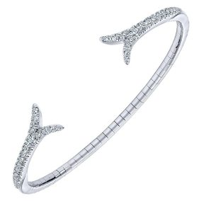 Gabriel-14k-White-Gold-Diamond-Bangle-BG3913W45JJ-2