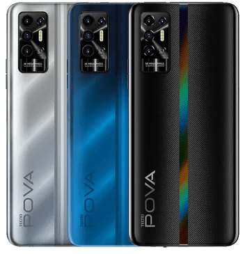 Tecno Launches Pova 2, 6.9-inch Display, Helio G85 Chipset With 7000mAh Battery
