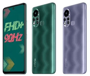 Infinix Launches Hot 11 Series