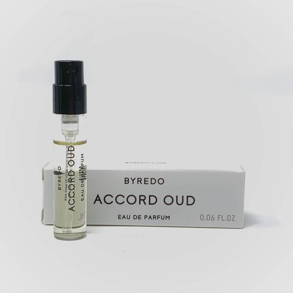 Byredo - Accord Oud - Sample