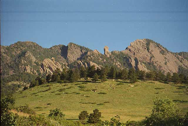 Instantly search and view photos of all homes for sale in devil's thumb, boulder, co now. Colorado Hiking Trip 1999 Boulder Grand Traverse Segment 1 South Boulder Peak