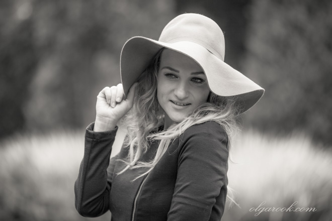 Valeria De kleine fotomodel