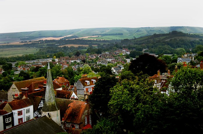 Town you must visit in England - Lewes| Travel Blog| olgatribe.com #england