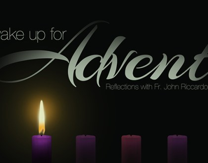 Wake Up for Advent - #1
