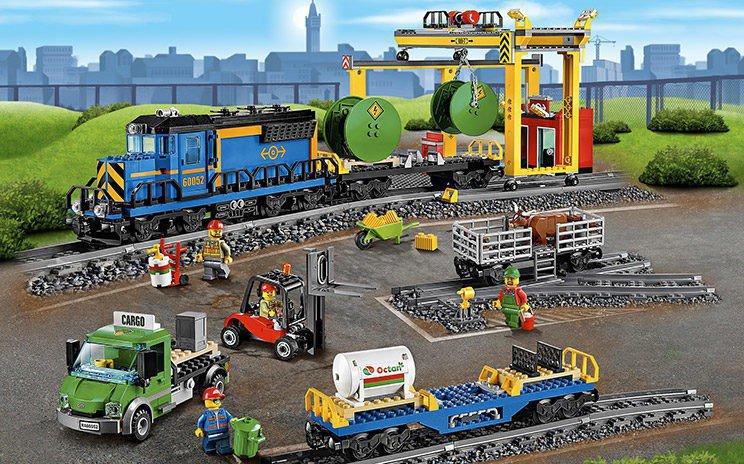 LEGO City Treinen 60052 Kopen Vrachttrein