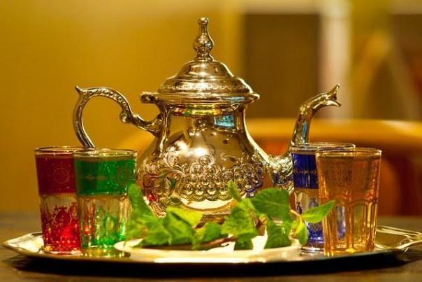 Chá Marrocos